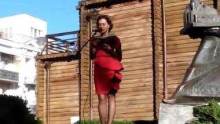 Шуваєва Ольга. Благодійний захід в підтримку дитячого будинку. 17 вересня. Творчий сектор